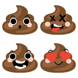 2020 Survivor - Poop Emojis - CS