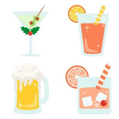 Calendar - Cocktails - GS