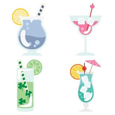 Calendar - Cocktails - CS