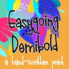 PN Easygoing Demibold - FN -  - Sample 2
