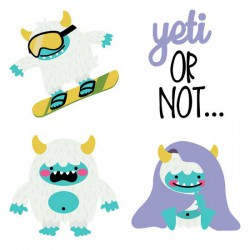 Yeti or Not - GS