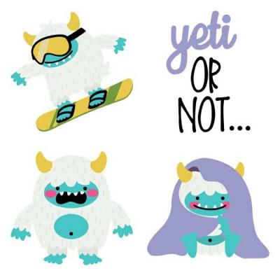 Yeti or Not - GS