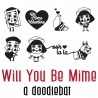 DB Will You Be Mime - DB -  - Sample 2