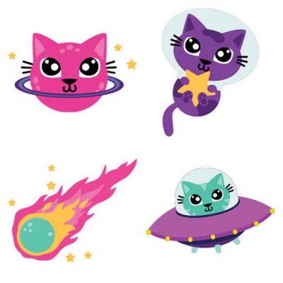 Space Cats - CS