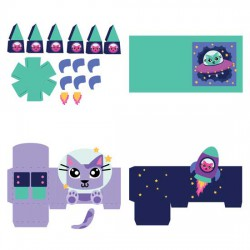 Space Cats - CP