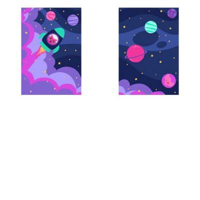 Space Cats - PR