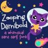 ZP Zooping Demibold - FN -  - Sample 2