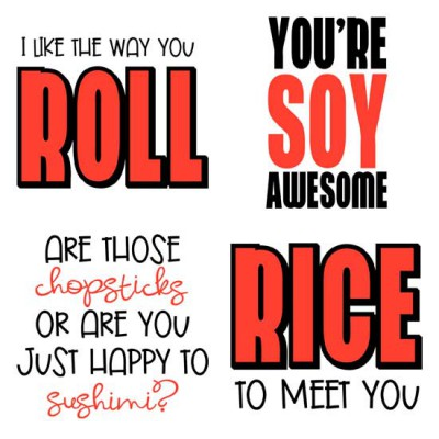 Soy Awesome - Puns - GS