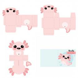 Happy Axolotl - CP