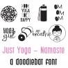 DB Just Yoga - Namaste - DB -  - Sample 2