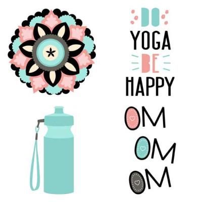 Just Yoga - Namaste - GS
