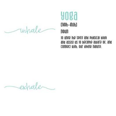 Just Yoga - PR