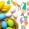 Spring Gnomes - Easter - CS -  - Sample 1