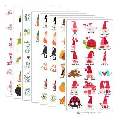 Gnomes - Series Bundle