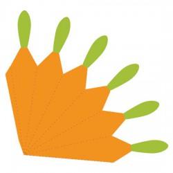 Easter Long Legs - Carrot Bag - CP