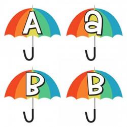 Singing In The Rain - Umbrellas - AL