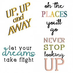 Up And Away - Phrases - CS