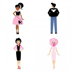 Fabulous Fifties - Ladies and Dudes - GS