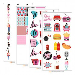Fabulous Fifties - Graphic Bundle