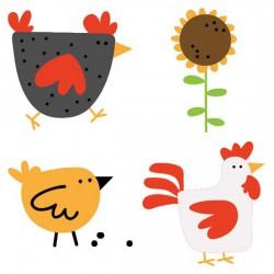 Mother Hen - Chicken Little - CS