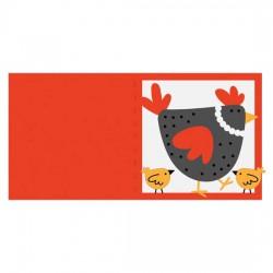 Mother Hen - Card - CP