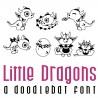 DB Little Dragons - DB -  - Sample 1