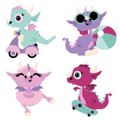 Little Dragons - Play - CS