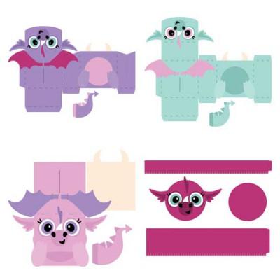 Little Dragons - CP