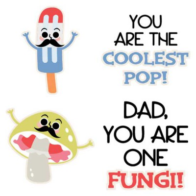 Punny Father's Day - CS