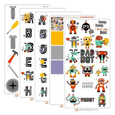 Dadbot - Graphic Bundle
