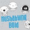 ZP Hushabying Bold - FN -  - Sample 2