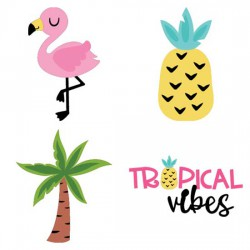 Tropical Vibes - CS