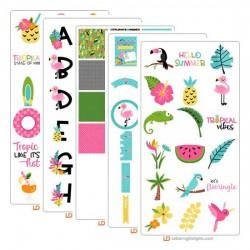 Tropical Vibes - Graphic Bundle