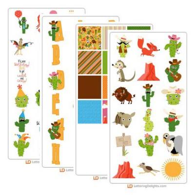 Desert Vibes - Graphic Bundle