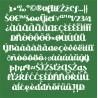 ZP Doodah Bold - FN -  - Sample 4