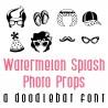 DB Watermelon Splash - Photo Props - DB -  - Sample 1