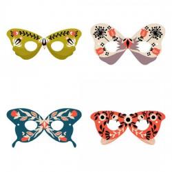 Brilliance - Masks - PR