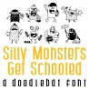DB Silly Monsters - Get Schooled - DB -  - Sample 1
