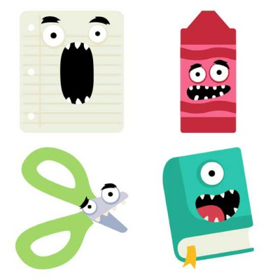 Silly Monsters - Supplies - GS