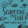 PN Seagrove Bold - FN -  - Sample 2