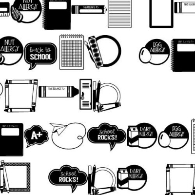 DB Tools of the Trade - Labels and Frames - DB
