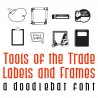 DB Tools of the Trade - Labels and Frames - DB -  - Sample 1