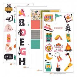 Happy Glamper - Graphic Bundle