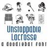 DB Unstoppable - Lacrosse - DB -  - Sample 1