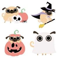 Pug Life - Halloween - CS