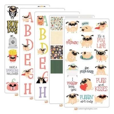 Pug Life - Graphic Bundle