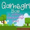 PN Gamegirl Bold - FN -  - Sample 2