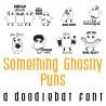 DB - Something Ghostly - Puns - DB -  - Sample 1