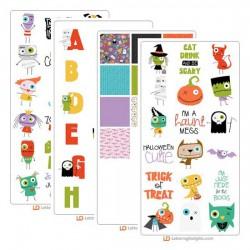 Halloweenies - Graphic Bundle