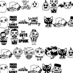 DB Halloween Sweeties - DB